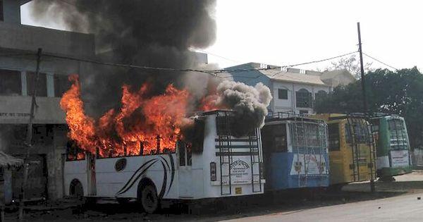 RSS 'show of strength' rallies in Uttar Pradesh will add fuel to Kasganj fire