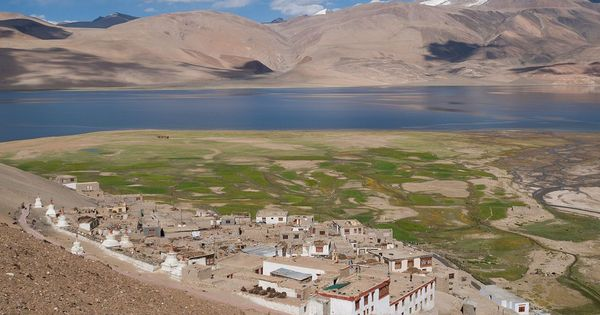 Photos: A visit to Ladakh is incomplete without a stop at Lake Moriri