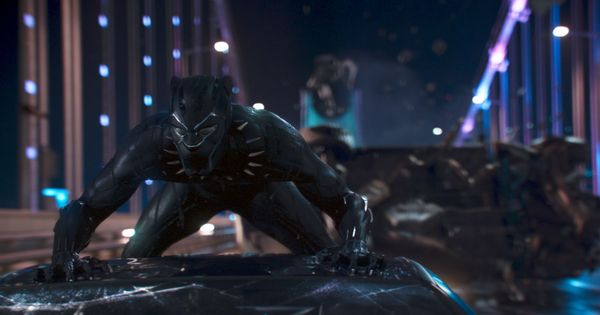 In photos: 'Black Panther', the first Marvel film with an African superhero