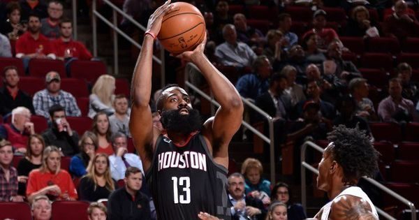 Houston Rockets' James Harden becomes first player in NBA history to record 60-point triple double