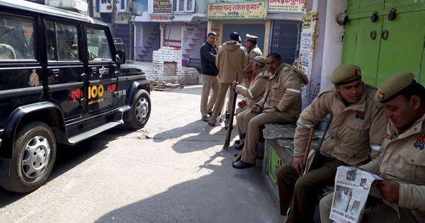 Kasganj violence: Uttar Pradesh Police arrest man accused of shooting Hindu youth dead