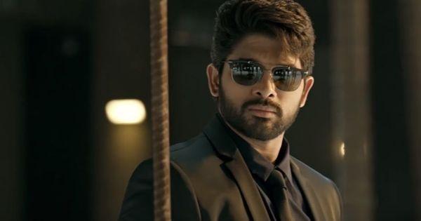 Allu Arjun all the way in 'Duvvada Jagannadham', the Hindi-dubbed Telugu hit on YouTube