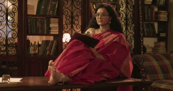'Aami' is the safe and sanitised story of the  trailblazing Kamala Das