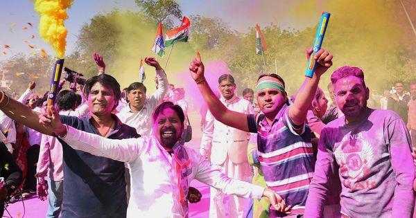 क्यों राजस्थान उपचुनाव के नतीजे कांग्रेस की जीत से ज्यादा भाजपा की हार लगते हैं