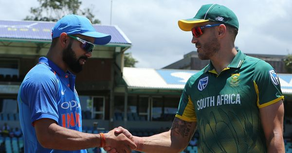 Imaginary picks for World cup captains: Kohli opts for du Plessis, Finch would like Rabada