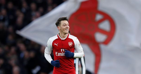 Mesut Ozil is a genius, he needs a warm environment to flourish: Arsene Wenger