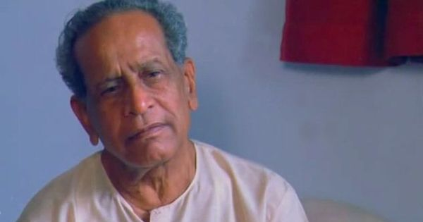 In 'Pandit Bhimsen Joshi', Gulzar discovers the man behind some of India's finest classical music