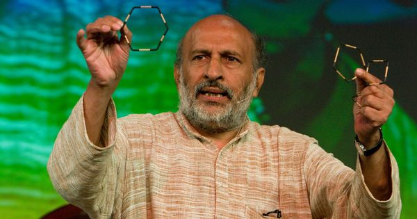 Allow children freedom to break things – that is how they will learn, says toymaker Arvind Gupta