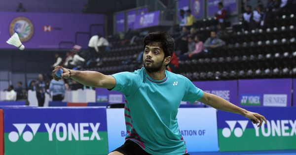 Badminton: Praneeth, Ashwini-Sikki crash out, Subhankar and Ruthvika progress in Singapore Open