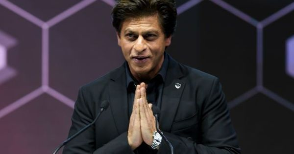Watch: 'My wife is a Hindu, I am a Muslim, my kids are Hindustan,' says actor Shah Rukh Khan