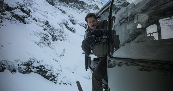 In 'Mission: Impossible Fallout' trailer, death-defying stunts and Henry Cavill's moustache