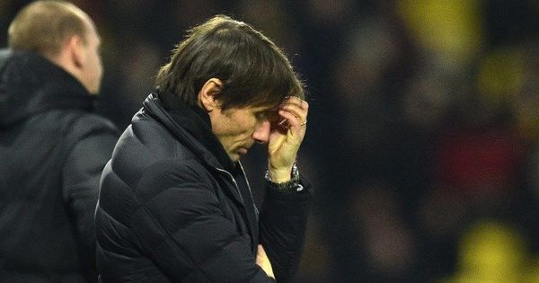 Defiant Conte says he will not lose any sleep over possible sacking after Watford defeat