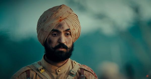 Trailer talk: Diljit Dosanjh goes to war in 'Sajjan Singh Rangroot'