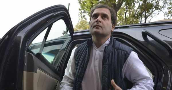 'PM Modi not against corruption, he is an instrument of it', says Rahul Gandhi in Meghalaya
