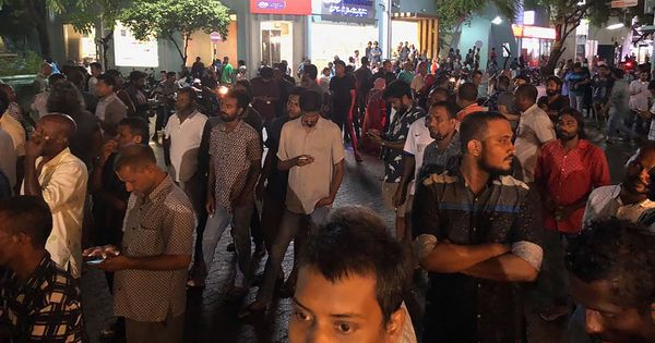 'Distortion of facts': Maldives criticises India for calling extension of emergency unconstitutional