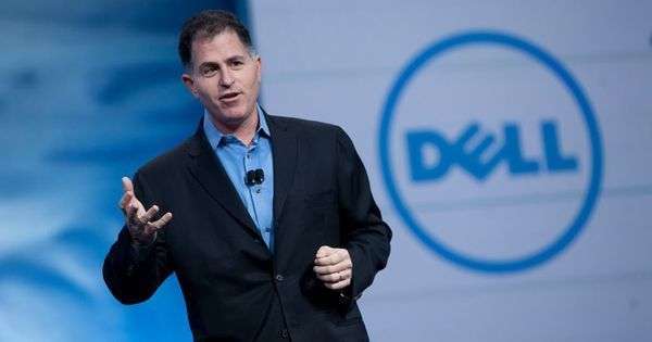 Video: The world's largest tech deal may come from Dell merging with a company that it already owns