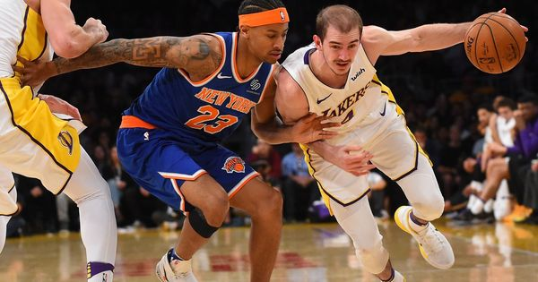 New York Knicks, LA Lakers most valuable NBA clubs: Report