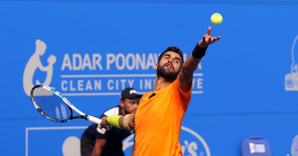 Chennai Open: Bhambri beats compatriot Rawat with ease to reach quarters