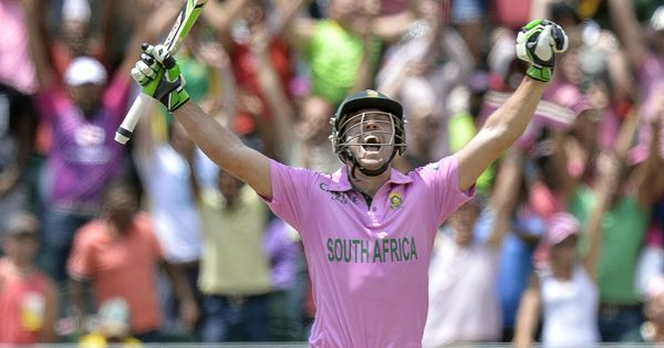 Watch: When AB de Villiers went berserk against West Indies to score 149 runs off 44 balls