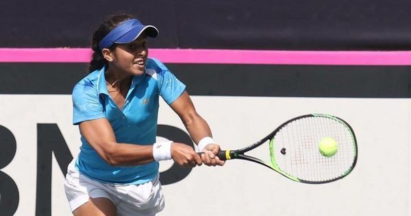 Ankita Raina wins first title of 2018 – the $25,000 ITF tournament in Gwalior