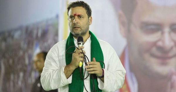 'How did Nirav Modi take money from banks under Narendra Modi's nose?' asks Rahul Gandhi