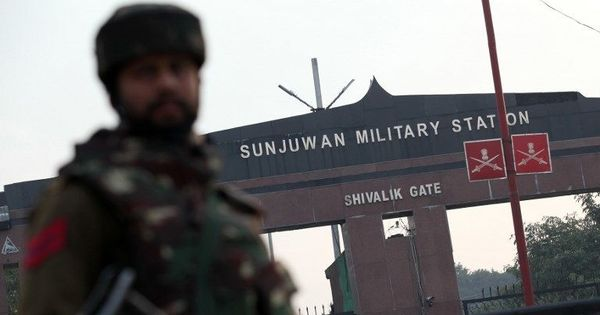 Jammu: Army begins clearing operation at Sunjuwan camp after militant attack