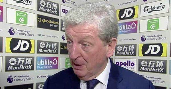Watch: Roy Hodgson's leaked interview from BBC's Match of the Day is pretty incredible