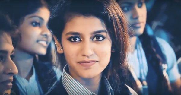 अभिनेत्री प्रिया प्रकाश अपने खिलाफ दर्ज मामला रद्द कराने के लिए सुप्रीम कोर्ट पहुंचीं