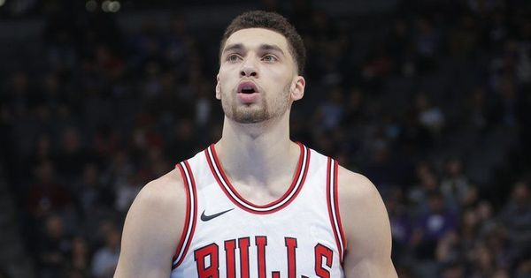 NBA round-up: Zach LaVine's last-minute dunk saves the day for Chicago Bulls