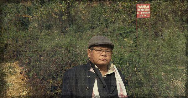 As limestone piles up on Bangladesh border, anger against Congress brews in Meghalaya