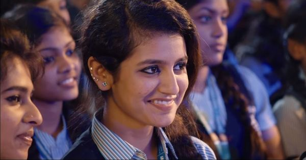 SC orders stay on all cases against actor Priya Varrier for 'Manikya Malarayi Poovi' song