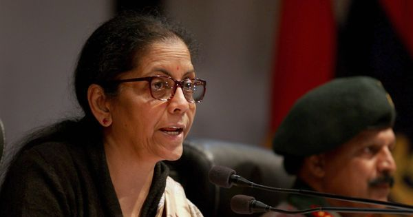 Rahul Gandhi's allegations against Amit Shah are a false, motivated campaign: Nirmala Sitharaman