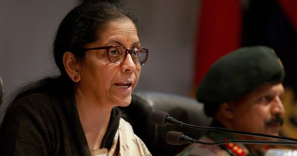 India takes any call for peace from Pakistan seriously, says Defence Minister Nirmala Sitharaman