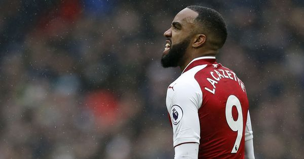 When we were unbeaten for 20 games, nobody said anything: Lacazette wants Arsenal fans to back Emery