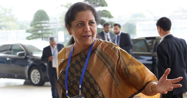 'Rafale deal under UPA collapsed as Hindustan Aeronautics could not provide guarantee': Sitharaman