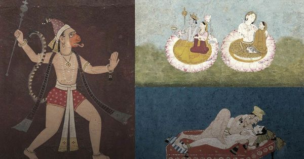 Video series: 'Hinduism has a very wide understanding of sex,' says mythologist Devdutt Pattanaik