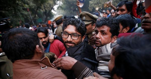 Red vs blue: Why Jignesh Mevani's politics has spawned disquiet among Dalits