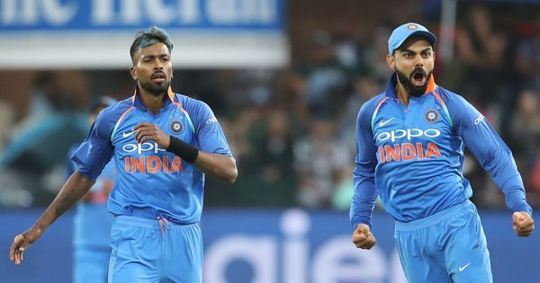 'It was one of our most balanced performances': Kohli after winning T20I opener against South Africa