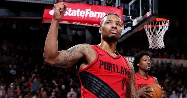 NBA round-up: Trail Blazers snap seven-game losing streak, Raptors crush Bulls
