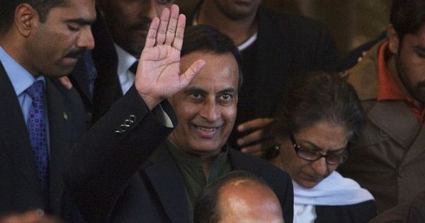 Pakistan Supreme Court issues arrest warrant against former envoy to US Hussain Haqqani