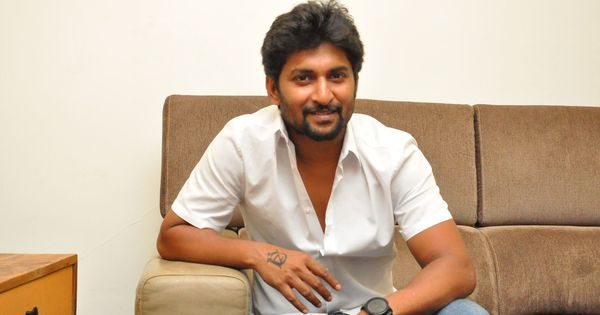 Telugu star Nani on completing ten years as an actor, turning producer and being the voice of a fish