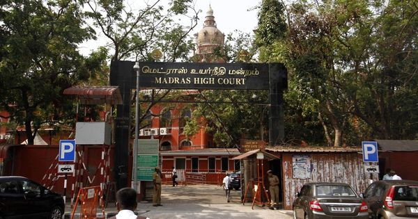 Opinion: The Madras High Court should not expect the police to act where it has failed
