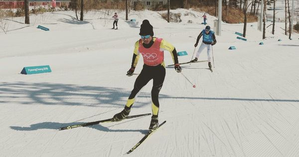 Winter Olympics Cross-Country Skiing, as it happened: India's Jagdish Singh finishes 103rd