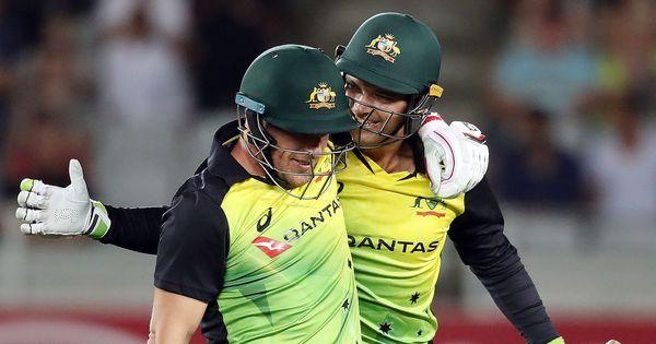आॅस्ट्रेलिया की इस जीत ने टी-20 क्रिकेट में रिकॉर्ड का एक नया शिखर खड़ा कर दिया है