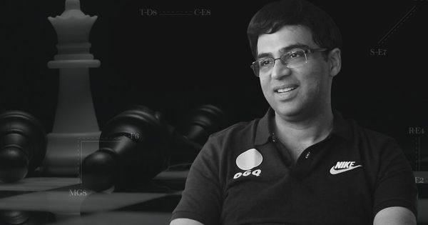 Video: Chess legend Viswanathan Anand talks about life and legacy in his characteristic dry wit
