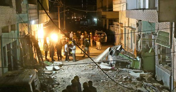 Rajasthan: Nine killed, 18 injured in gas cylinder explosion in Ajmer district