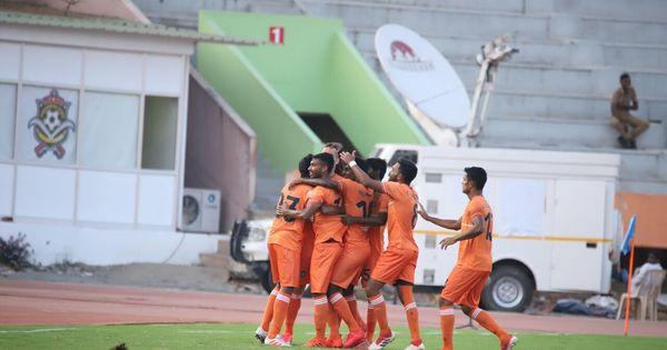 I-League: Michael Soosairaj brace headlines Chennai City's win over Churchill Brothers