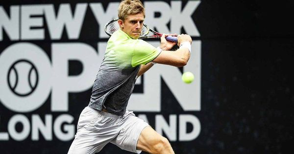 Kevin Anderson ends Kei Nishikori's resistance to reach New York Open final