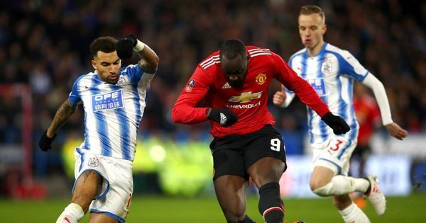 Lukaku's brace guides Man Utd into FA Cup quarter-finals, Southampton knock out West Brom