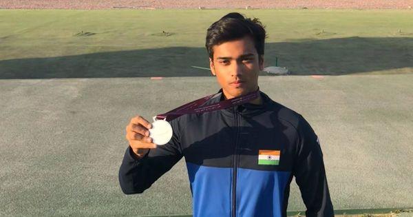 Shooter Manavaditya Singh Rathore wins silver at Qatar Open Shotgun meet